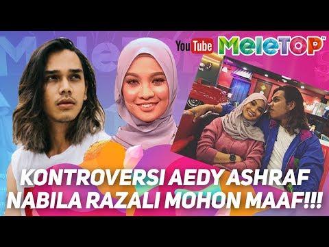 Kontroversi Aedy Ashraf, Nabila Razali Mohon Maaf | Muzik Video Pematah Hati