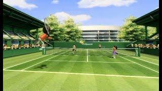 友情に言葉はいらない 初実況 wii sports テニス