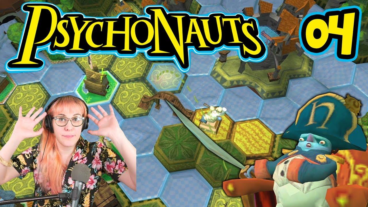 Let's Stream Psychonauts 04