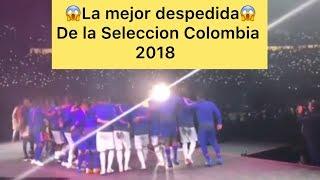 Así Bailaron los jugadores de la Selección Colombia Con Maluma - Brutal Despedida