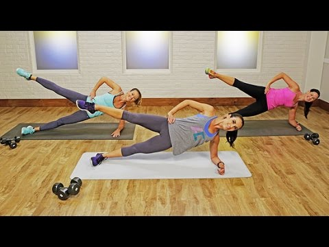 15-Minute Full-Body Workout: Fast and Furious Calorie Burn