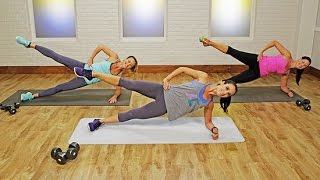 Скачать 15 Minute Full Body Workout Fast And Furious Calorie Burn