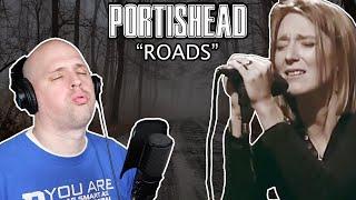Reaction to Portishead - Roads || Very Dark || 😢💥🙌