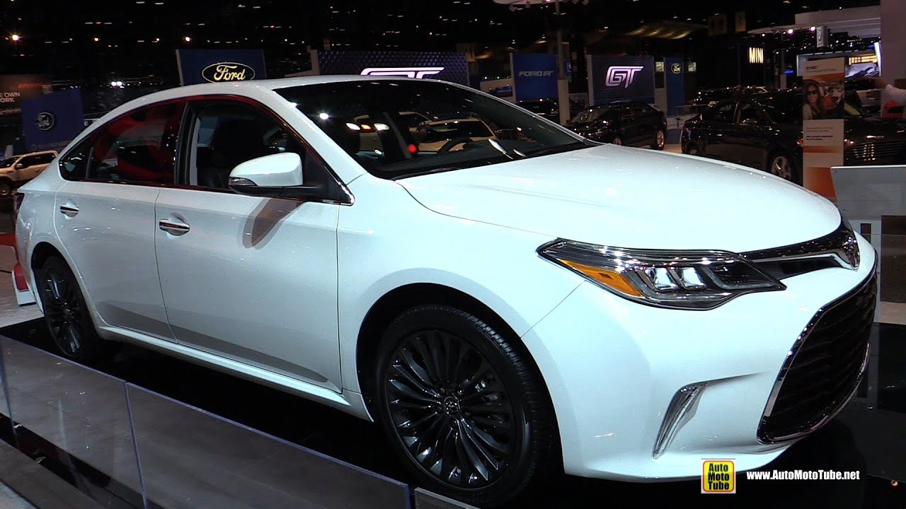 the toyota avalon travel going places of chases thrill in