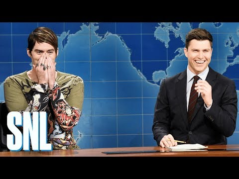 Weekend Update: Stefon on St. Patrick's Day - SNL