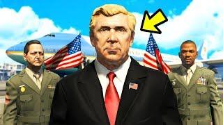 GTA 5 als PRÄSIDENT spielen!