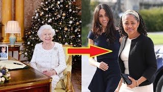 Just A Few Weeks Before Christmas, The Queen Offered Meghan Markle's Mom An Unusual Invitation