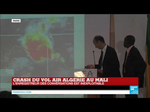 Crash du vol AH5017 : le BEA donne les premiers éléments d'enquête en conférence de presse