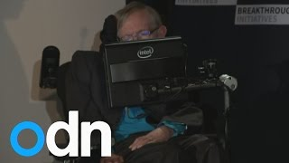 Stephen Hawking launches major search for extraterrestrial life