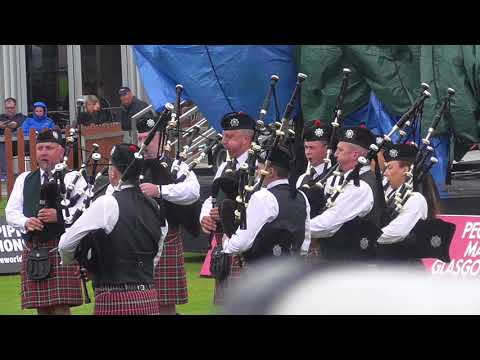 Pipes & Drums of the PSNI World Pipe Band Championships 2017 (Qualifier MSR)