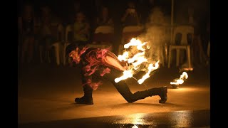 Fire Flamenco - Byron Bay - NYE