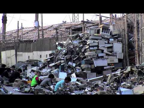 Beijing Trash problem