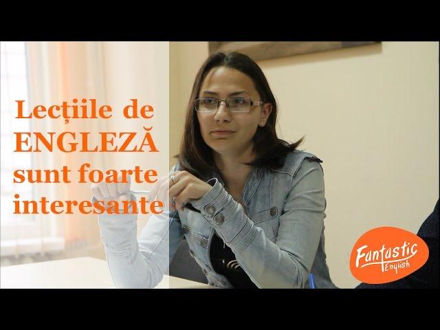 Recenzie Fantastic English School I Elvira Purice