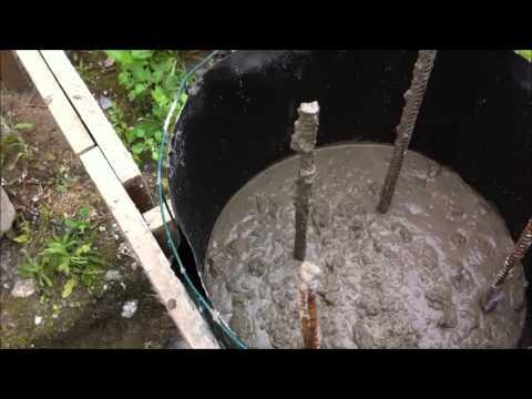 видео: Столбчатый фундамент- легко!