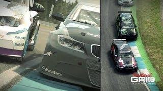 Grid Autosport - PS3/X360/PC - Announcement (Italian Trailer)
