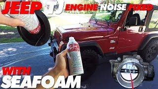 Easy Engine Cleaning | Jeep TJ