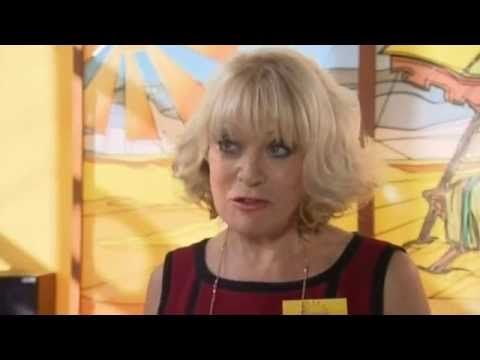 Carol McGiffin  of Benidorm series 6  Loose Women 25th June 2013