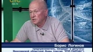 Прямой эфир на телеканале СТС Риа ТВ, выборы 2013