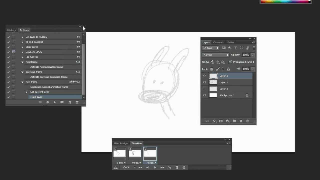 Tutorial 2d Animation In Photoshop Getting Started Photoshop Animation Tutorial Animation In Photoshop Animation Tutorial
