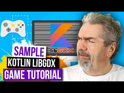 Sample Course Training - Kotlin LibGDX Game Developers Masterclass On Udemy - Official