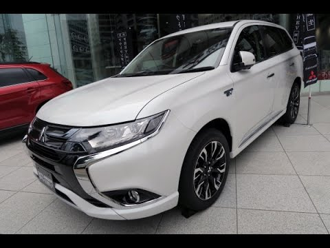 Image result for 2016 white Outlander PHEV