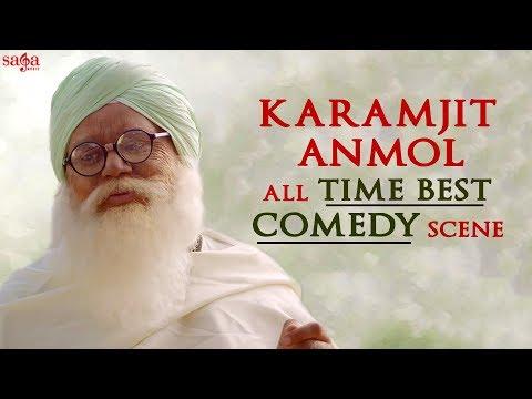 Karamjit Anmol - All Time Best Comedy...