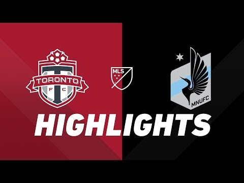 Toronto FC vs. Minnesota United FC   HIGHLIGHTS - April 19, 2019
