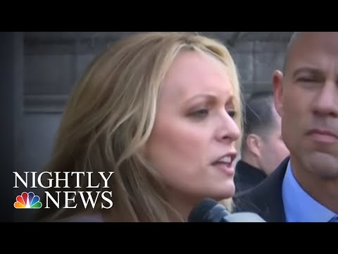 Michael Cohen Was Selling Access To Donald Trump, Stormy Daniels' Lawyer Alleges | NBC Nightly News