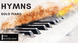 Hymns for Solo Piano | Over one hour of timeless hymns for peace, reflection, relaxing, and hope.