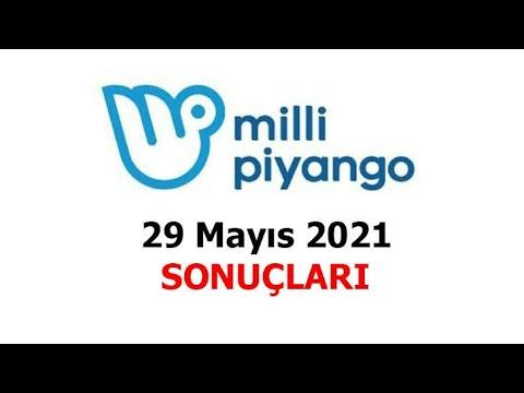 Milli Piyango Çekiliş Sonuçları 29 Mayıs 2021