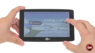 Mappy GPS maxiS709 screenshot 4