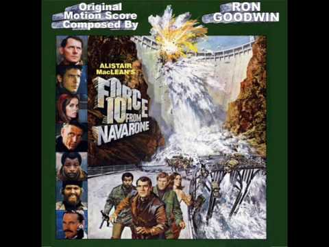 Force 10 From Navarone(1978) - EndCreditsMusic
