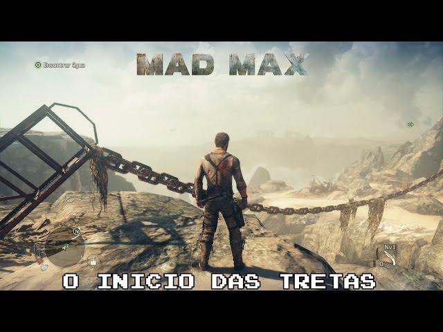 Mad Max #1 - O Início De Tudo