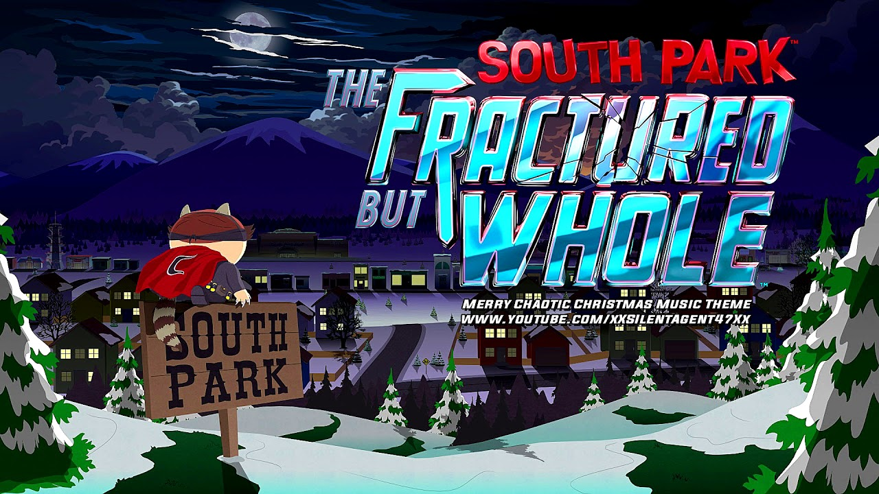 South Park: The Fractured But Whole - Merry Chaotic Christmas Music ...
