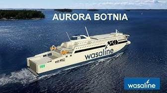 AURORA BOTNIA - WASA LINE