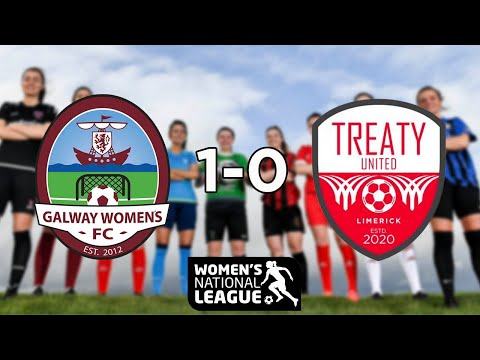 WNL GOALS GW8: Galway WFC 1-0 Treaty United