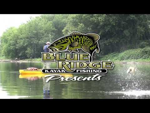 RIVER KAYAK FISHING SKILLS DVD