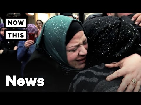 Trump's Travel Ban Almost Separated This Family | World Refugee Day | NowThis