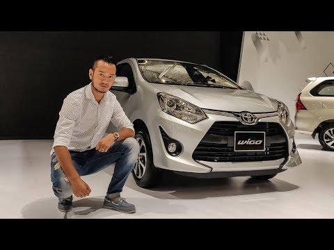 Tìm hiểu nhanh Toyota Wigo, giá 345 triệu cạnh tranh Morning và i10  XEHAY.VN 