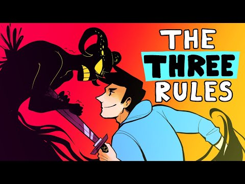 The 3 RULES For Overcoming Addiction