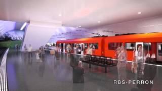 Der neue Bahnhof Bern 2025