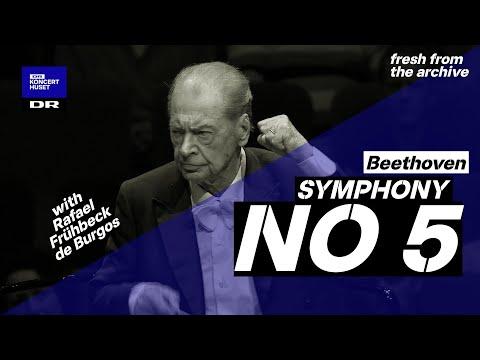 Symphony No. 5 - Beethoven  // Danish National Symphony Orchestra & Rafael Frühbeck de Burgos (Live)
