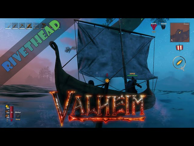 """Valheim - E11 - """"Is The Swamp Easier With Three?"""""""