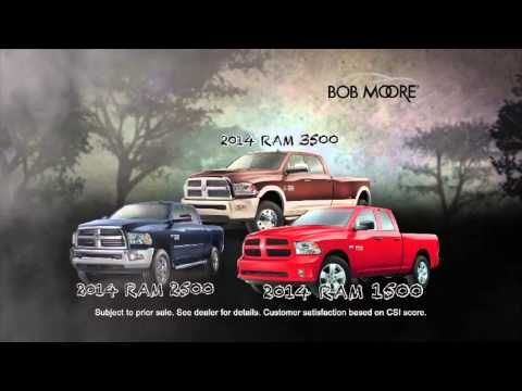 Bob Moore Chrysler Dodge Jeep Ram Of Tulsa March 2014 Commercial