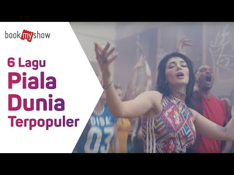 6 Lagu Piala Dunia Terpopuler - BookMyShow Indonesia