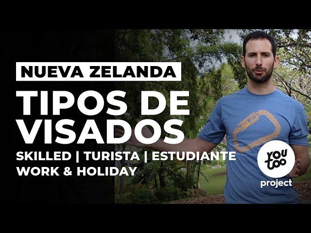 Visa para Nueva Zelanda - Las opciones más solicitadas