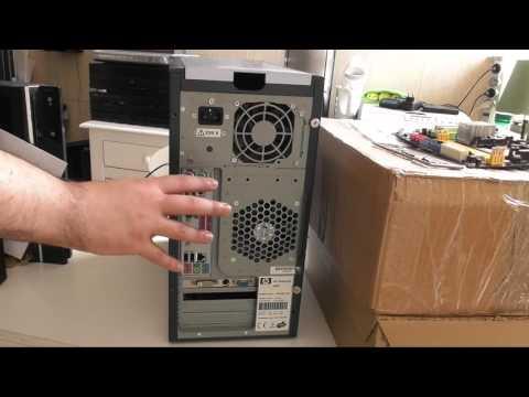 Colis de Fan 52  - Un vieux Pentium 4 très bruyant !