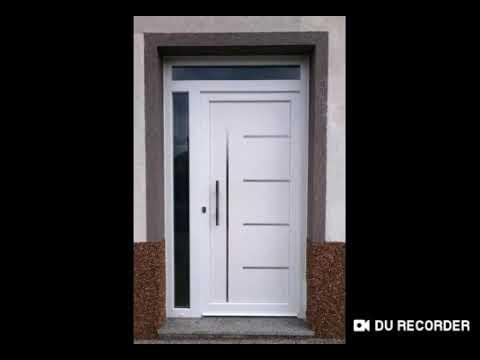 Model daun pintu rumah - YouTube