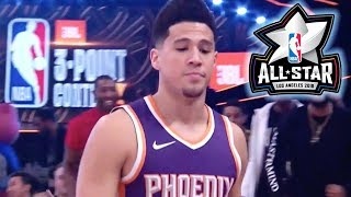 NBA 3 POINT CONTEST 2018! FULL HIGHLIGHTS! RECORD BREAKING MOST 3s! (NBA All Star Saturday Night)