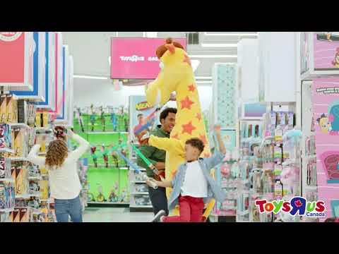"I don't want to grow up, I'm a Toys""R""Us Kid!"